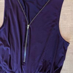 Purple Ambiance Jumpsuit Size L